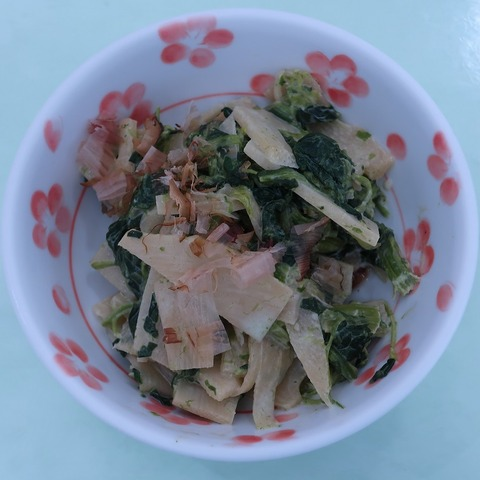 小鉢(立川合同庁舎食堂)