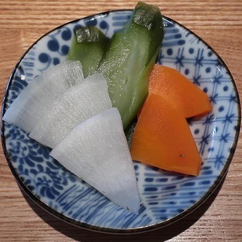 漬物(メイカフェ)