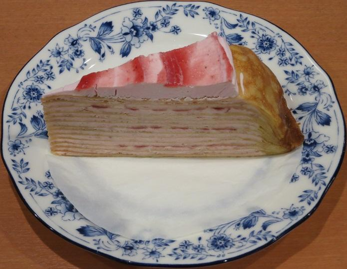 Strawberry Millecrepe