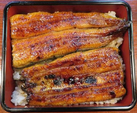 鰻重(幹寿司)3200