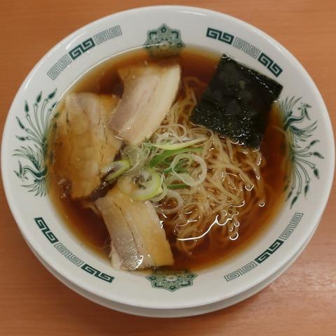 中華そば(日高屋)390