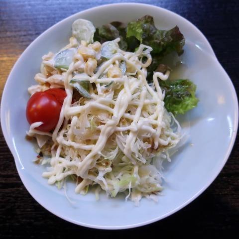 サラダ(魚吉)