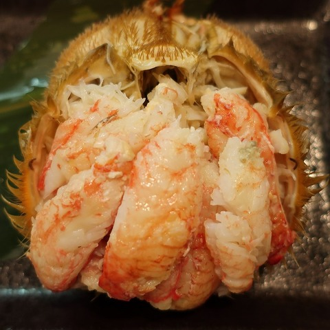 蟹甲羅詰(ひょうたん)