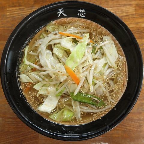 スリバチ野菜ラーメン(天芯)720