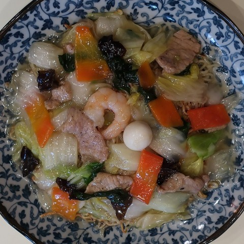 什景炒麺(檸檬)780