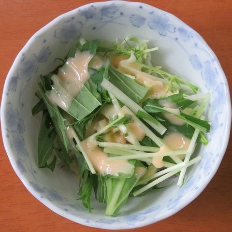 サラダ(とちの実)