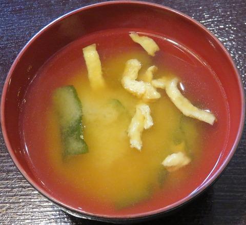 味噌汁(DonDon)