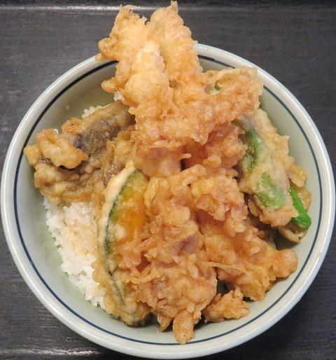 天丼(小川)1470