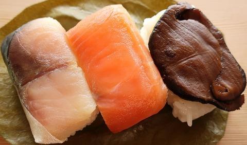 柿の葉寿司(九和楽)