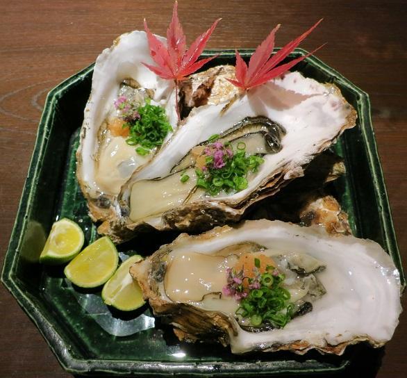 気仙沼産生牡蠣