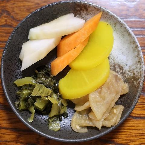 漬物(佃梅)
