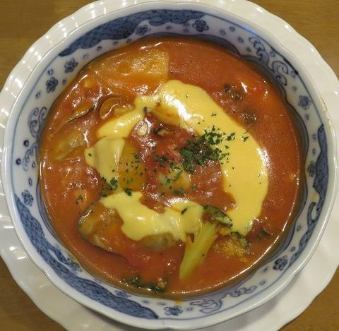 カキのトマトシチュー(Sawa)1600