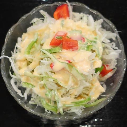サラダ(大むら)