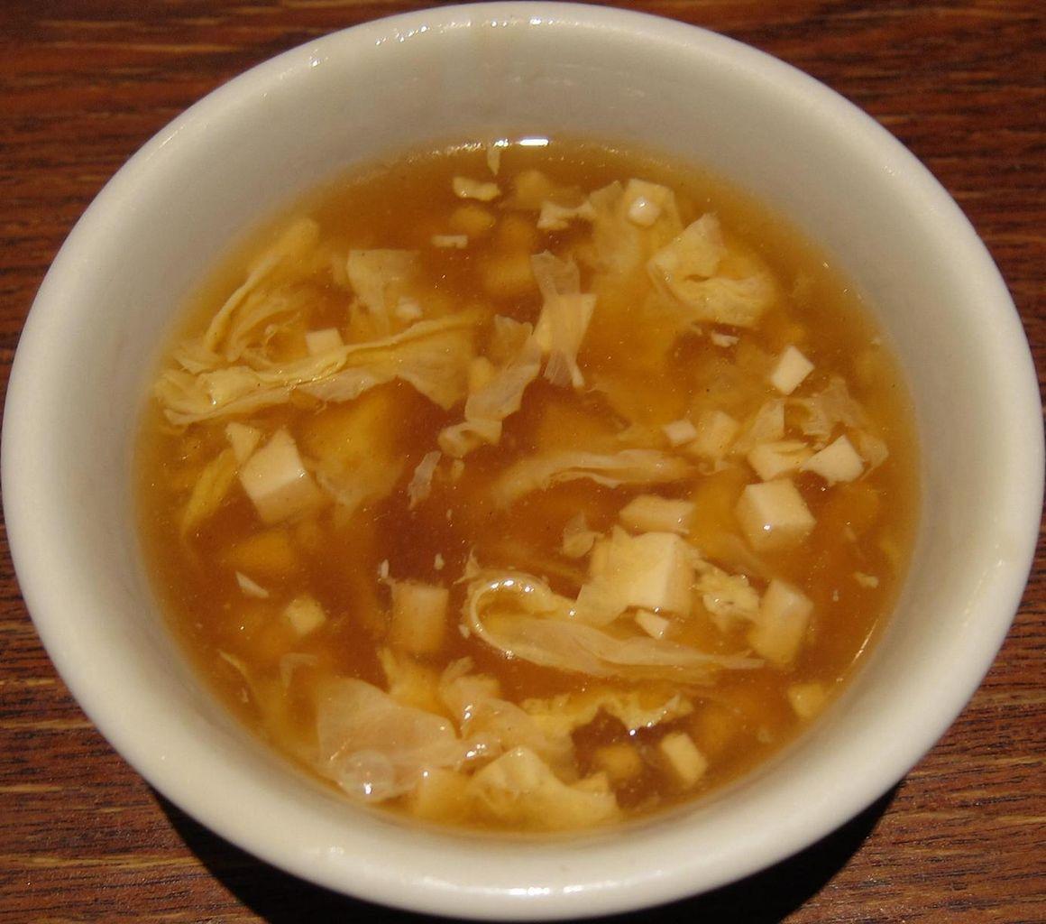 サーヴィススープ