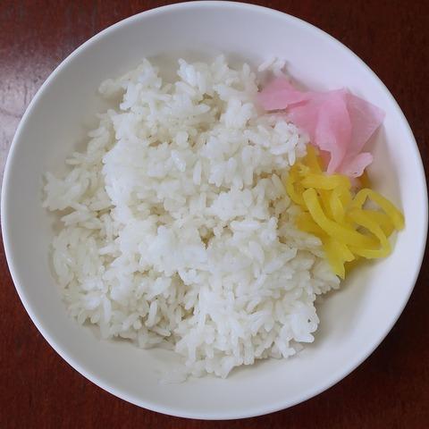 御飯(北館地下食堂)