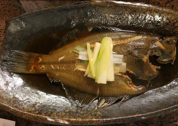 本日の地魚煮