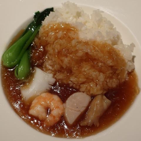 海鮮魚翅飯(南園)3900