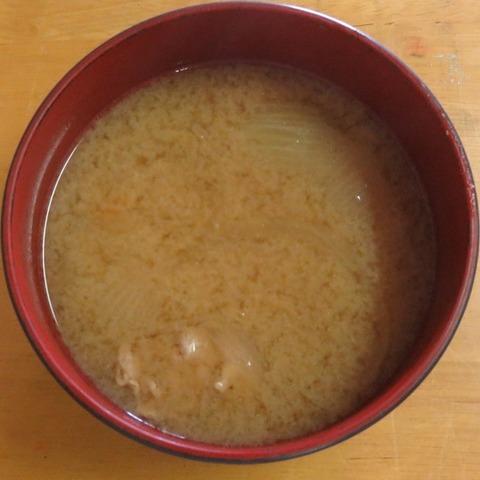 豚汁(ポテト)