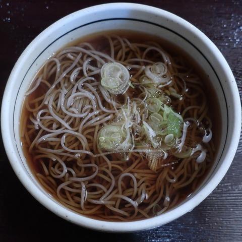 蕎麦(たまの里)