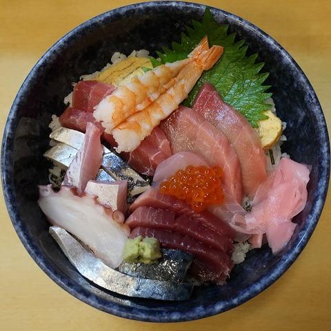 魚貞丼(魚貞)1350