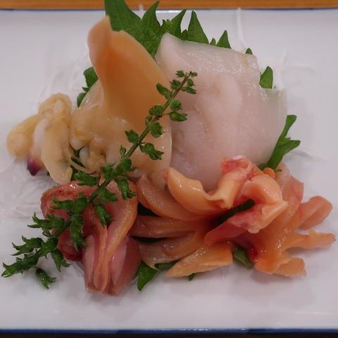 貝刺盛(太助鮨)2200