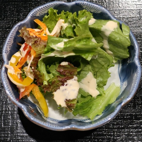 サラダ(藤乃)