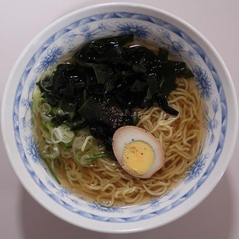 和風ラーメン(石川県職員食堂)360