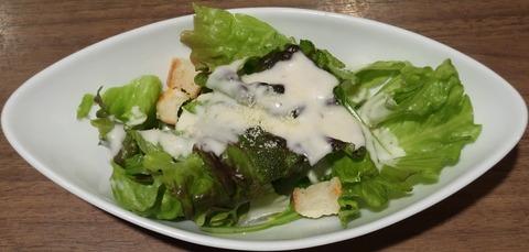 前菜サラダ(バケット)