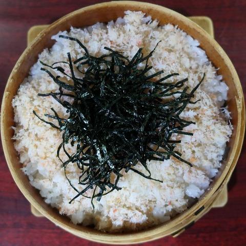 カニわっぱ(越後八州)1000