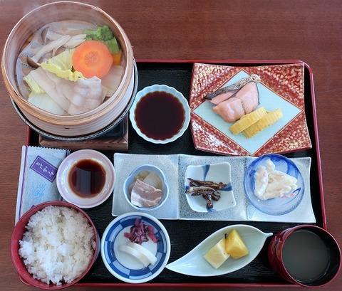 朝食(葦海)1452