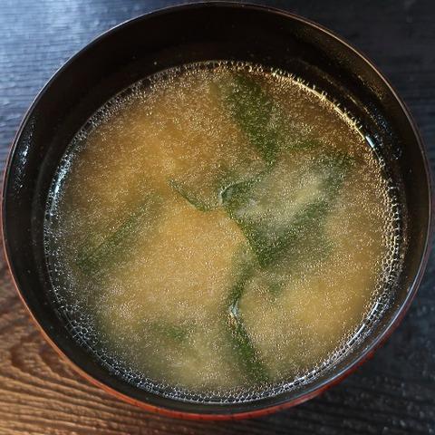 味噌汁(よしみ)