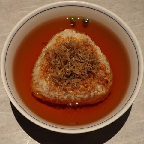 出汁茶漬(かがり)