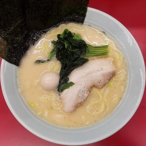 醤油ラーメン(壱七家)700