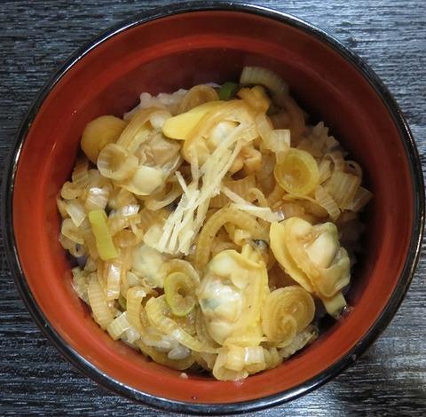ミニ深川飯(蕎匠)540