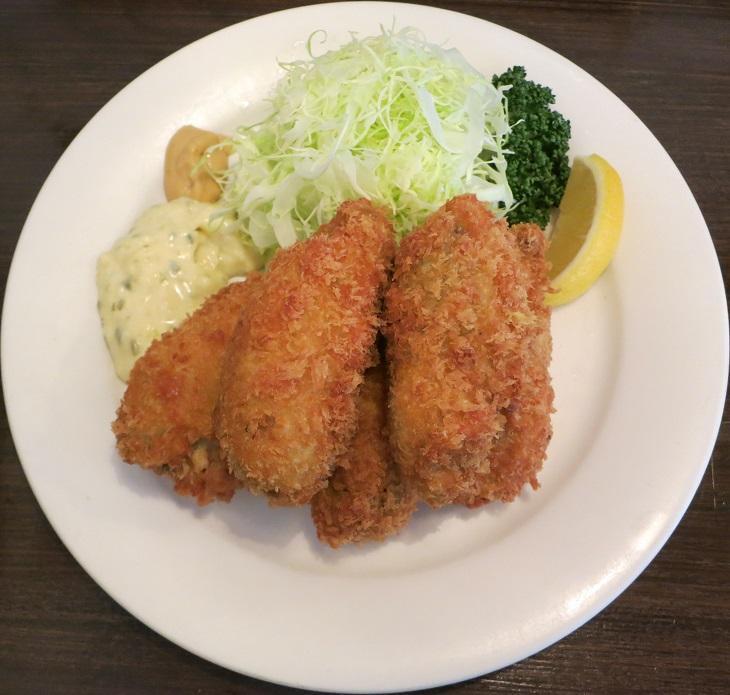 三重県産牡蠣