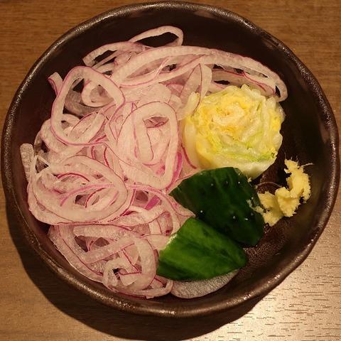 漬物(山本屋)