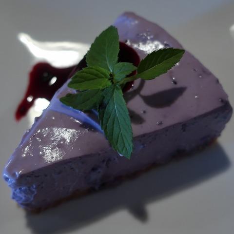ブルーベリーチーズケーキ(すぎやま)450
