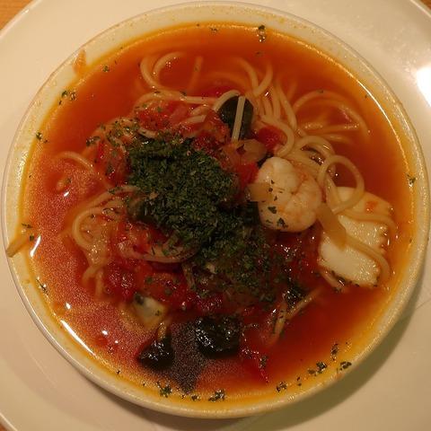 トマトシーフードスープスパゲティ(シュガー)850