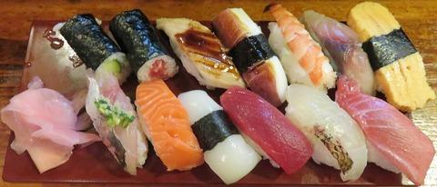 にぎり大(寿司清)900