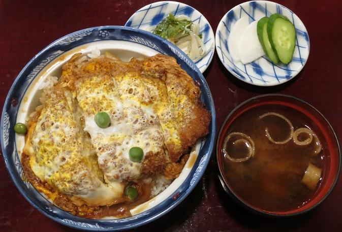 カツ丼800円