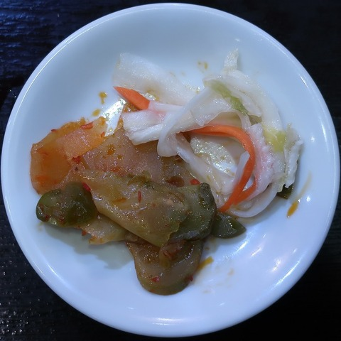 搾菜(龍鳳)