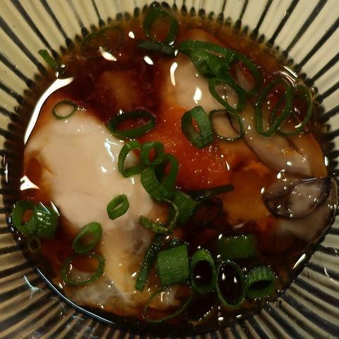 牡蠣酢(ひょうたん)