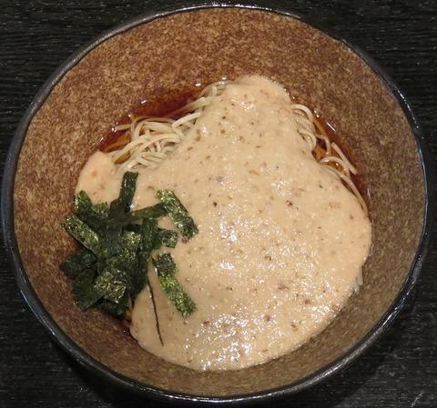 自然薯そば(栄茶屋)1340
