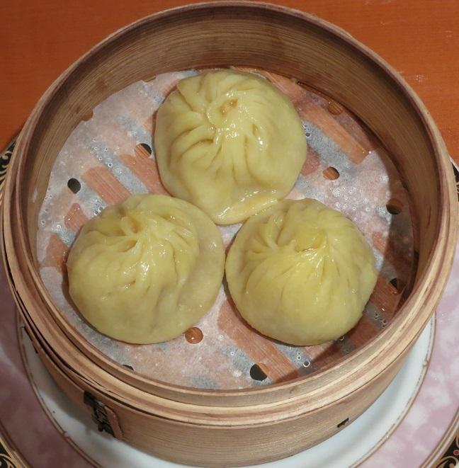 上海蟹小籠包