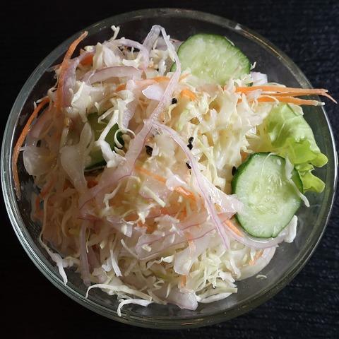 サラダ(やませみ)