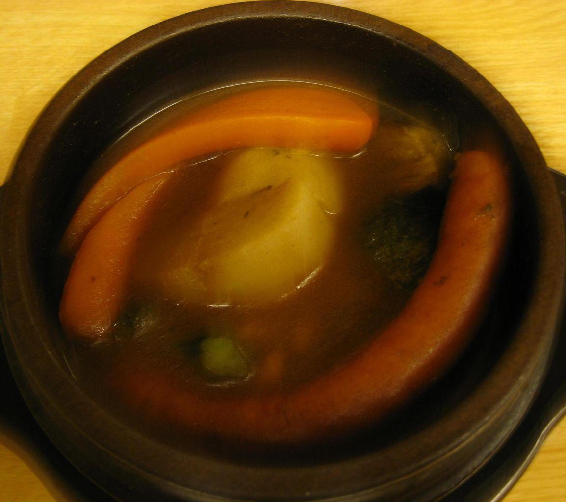 鉄鍋スープカレー