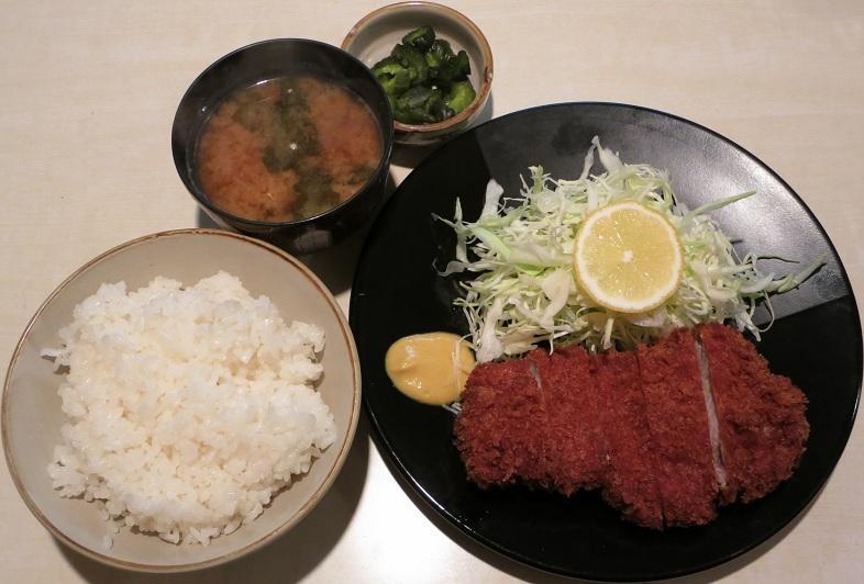 しんころ定食1,080円