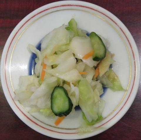 漬物(食い道楽)