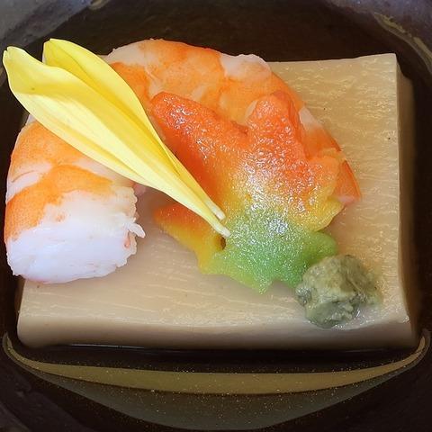 胡麻豆腐(荒川)