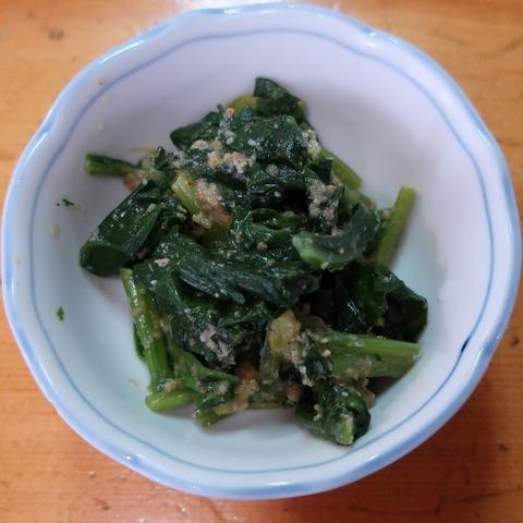 小鉢①(おくたま寿司)